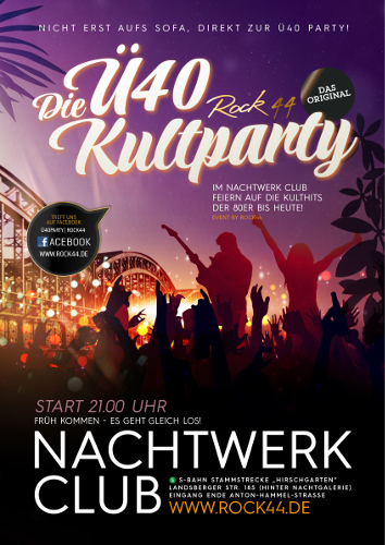 Kultparty im Club